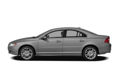 90 Degree Profile 2008 Volvo S80