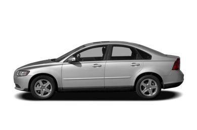 90 Degree Profile 2008 Volvo S40