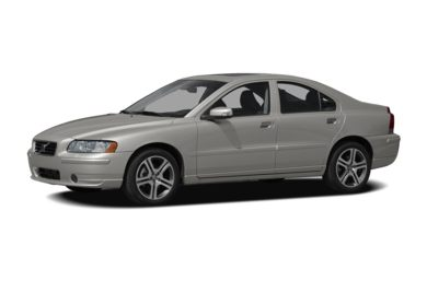 3/4 Front Glamour 2008 Volvo S60