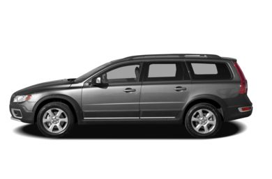 90 Degree Profile 2008 Volvo XC70
