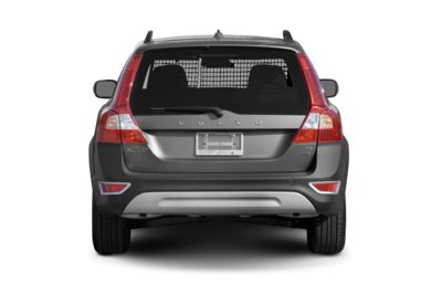 Rear Profile  2008 Volvo XC70