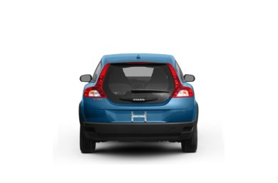 Surround Rear Profile 2008 Volvo C30