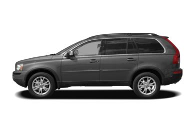 90 Degree Profile 2008 Volvo XC90
