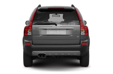 Rear Profile  2008 Volvo XC90