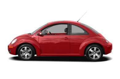 90 Degree Profile 2008 Volkswagen New Beetle