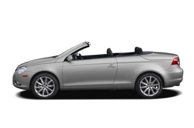 90 Degree Profile 2008 Volkswagen Eos