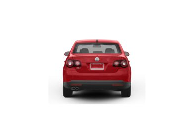 Surround Rear Profile 2008 Volkswagen GLI