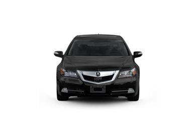 Surround Front Profile  2009 Acura RL