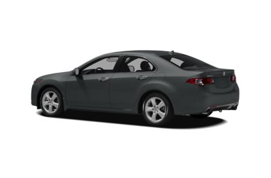 Surround 3/4 Rear - Drivers Side  2009 Acura TSX