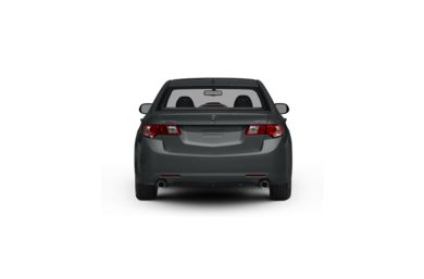 Surround Rear Profile 2009 Acura TSX