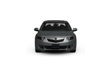 Surround Front Profile  2009 Acura TSX
