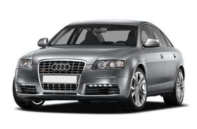 3/4 Front Glamour 2009 Audi S6