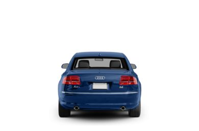 Surround Rear Profile 2009 Audi A8