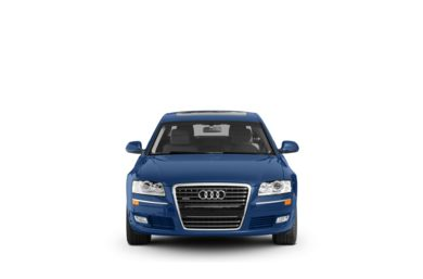 Surround Front Profile  2009 Audi A8