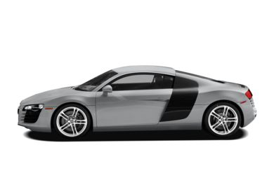 90 Degree Profile 2009 Audi R8