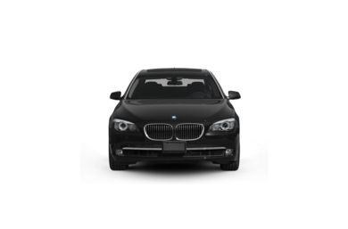 Surround Front Profile  2009 BMW 750