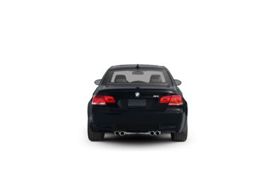 Surround Rear Profile 2009 BMW M3