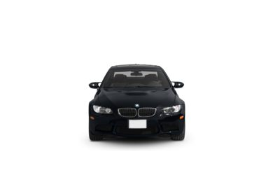 Surround Front Profile  2009 BMW M3