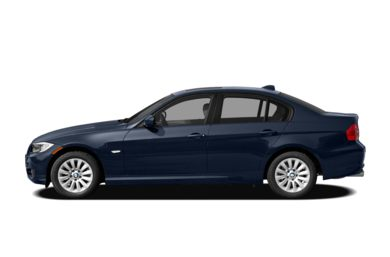 90 Degree Profile 2009 BMW 328