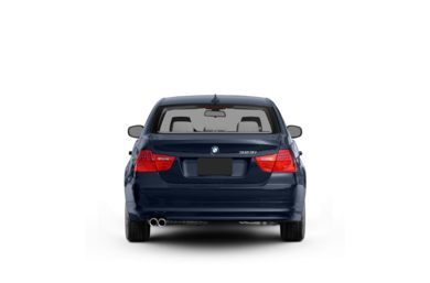 Surround Rear Profile 2009 BMW 328