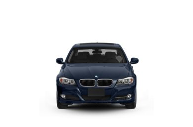 Surround Front Profile  2009 BMW 328