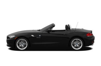 90 Degree Profile 2009 BMW Z4