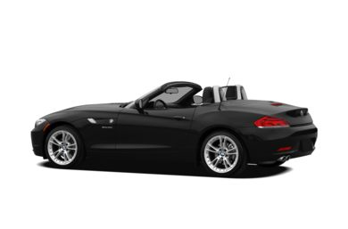 Surround 3/4 Rear - Drivers Side  2009 BMW Z4