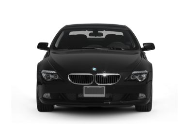Grille  2009 BMW 650