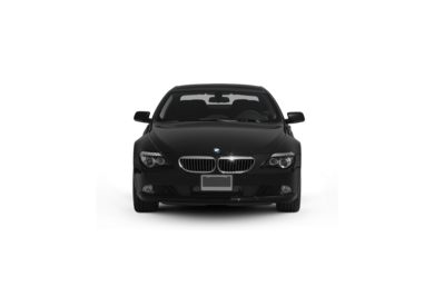 Surround Front Profile  2009 BMW 650