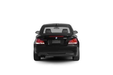 Surround Rear Profile 2009 BMW 135