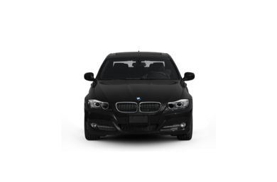 Surround Front Profile  2009 BMW 335d