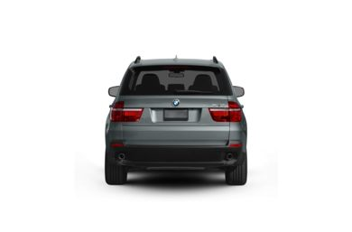 Surround Rear Profile 2009 BMW X5