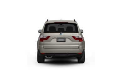 Surround Rear Profile 2009 BMW X3