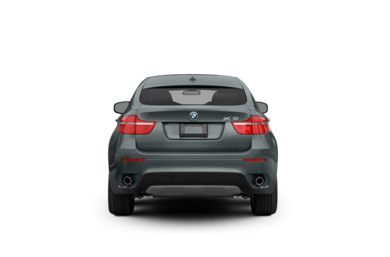 Surround Rear Profile 2009 BMW X6