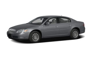 3/4 Front Glamour 2009 Buick Lucerne