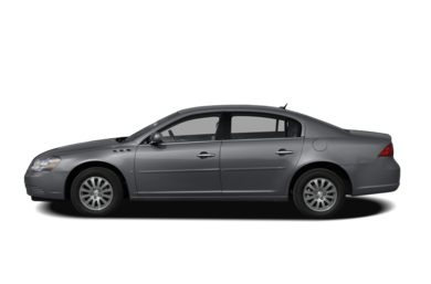 90 Degree Profile 2009 Buick Lucerne