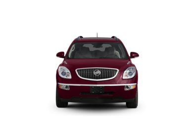 Surround Front Profile  2009 Buick Enclave