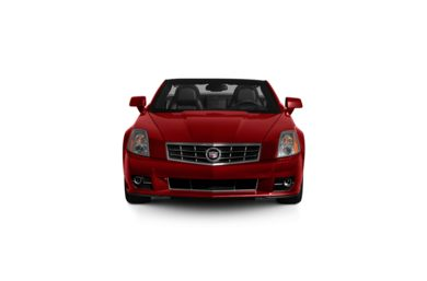 Surround Front Profile  2009 Cadillac XLR