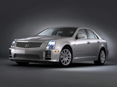 OEM Exterior Primary  2009 Cadillac STS-V
