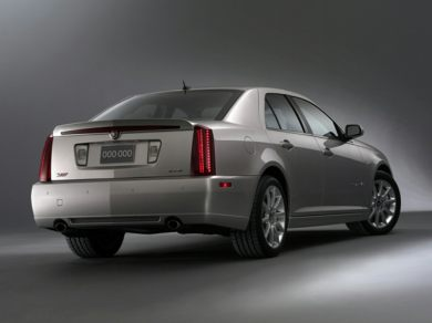 OEM Exterior  2009 Cadillac STS-V