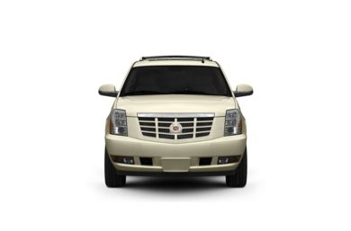 Surround Front Profile  2009 Cadillac Escalade