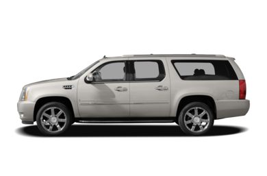 90 Degree Profile 2009 Cadillac Escalade ESV
