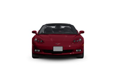 Surround Front Profile  2009 Chevrolet Corvette