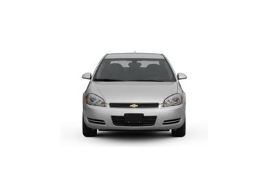 Surround Front Profile  2009 Chevrolet Impala