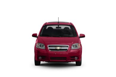 Surround Front Profile  2009 Chevrolet Aveo