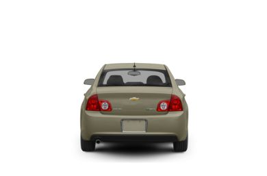Surround Rear Profile 2009 Chevrolet Malibu Hybrid