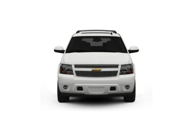 Surround Front Profile  2009 Chevrolet Tahoe