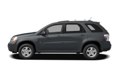 90 Degree Profile 2009 Chevrolet Equinox