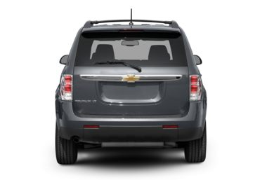 Rear Profile  2009 Chevrolet Equinox
