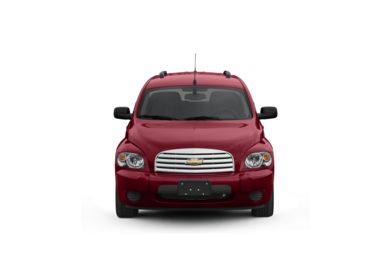 Surround Front Profile  2009 Chevrolet HHR